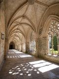 King Afonso V Cloister  Monastery of Santa Maria Da Vitoria  Batalha  Estremadura  Portugal
