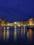 The Rialto Bridge  Venice  Italy