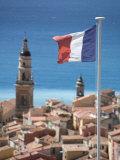 Menton  French Riviera  Cote D'Azur  France
