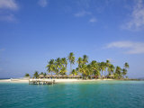 Beach  San Blas Islands  Comarca De Kuna Yala  Panama