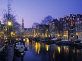 Prinsengracht  Amsterdam  Holland