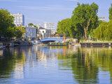 Canal Boats  Little Venice  Maida Vale  London  England
