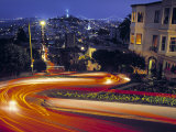 Lombard Street  San Francisco  USA