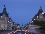 Avenue De La Liberte  Luxembourg City  Luxembourg