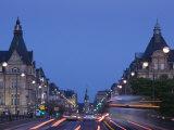 Avenue De La Liberte  Luxembourg City  Luxembourg