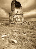 Church of the Redeemer  Ani Ruins  Kars  Eastern Turkey  Turkey