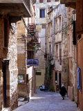 Old Town  Hania  Crete  Greece