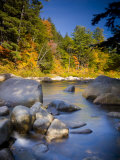 Swift River  White Mountain National Park  New Hampshire  USA