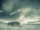 Lone Building  Cardston  Alberta  Canada