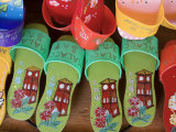 Sandals for Sale in Chinatown  Melaka  Malaysia