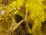 Rio Carnival  Rio De Janeiro  Brazil