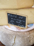 Cheese at Market  Sarlat  Dordogne  France  France