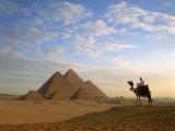 Pyramids  Giza  Egypt