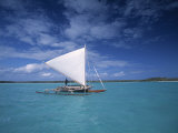 Piragoe  Ile Des Pins  New Caledonia