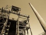 Coking Plant  World Heritage Zollverein Former Coal Mine  Essen  Rhineland-Westphalia  Germany