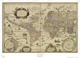 Explorer's World  c1630
