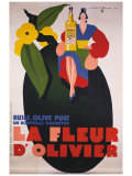 La Fleur d&#39;Olivier