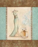 Aqua Fashion I