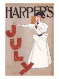 Harper's July  c1894