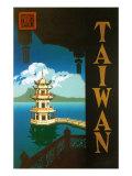 Taiwan: Sun Moon Lake  c1950