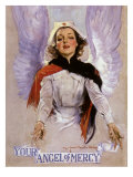 Your Angel of Mercy  c1917