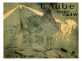 L'aube Revue Illustree  c1896