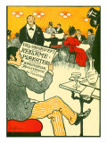 Reklame Plakater  c1894