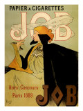 Job Papier a Cigarettes  c1896