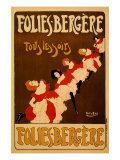 Folies-Bergere  c1895