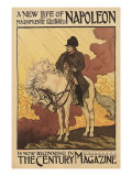 Napoleon in the Century Magazine  c1894