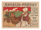 Amieux-Freres  c1899