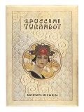 G Puccini: Turandot  c1926