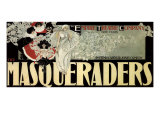 The Masqueraders  c1894