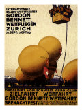 International Balloon Festival  Zurich  c1909