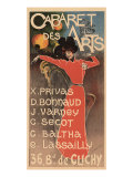 Cabaret Des Arts  c1898
