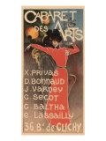 Cabaret Des Arts  c1898