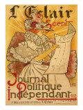L'Eclair: Journal Politique Independent  c1897