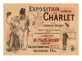 Exposition Des Oeuvres de Charlet  c1893