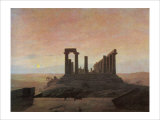 The Temple of Juno at Agrigento