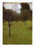 Le verger Giclée par Gustav Klimt
