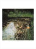 The Swamp Giclée par Gustav Klimt