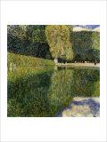 Schonbrunn Park Giclée par Gustav Klimt