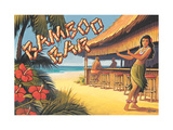 Bamboo Bar  Hawaii