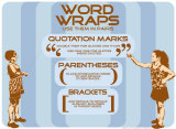 Punctuation: Word Wraps