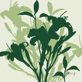 Sage Lilies I