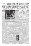 New York Times  October 5  1957: Soviet Fires Satellite into Space