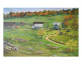 Early Settlers On The Polish Hills