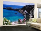 Coastline of Rhodes  Greece