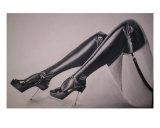 Glass Heels