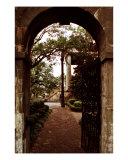 Randolph Hall Gate View